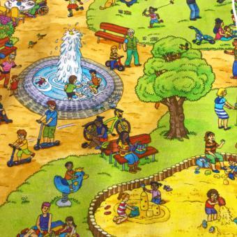 Wimmelbuch - Auf dem Land