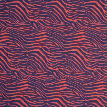 Viskosejersey Zebra Crossing by jolijou