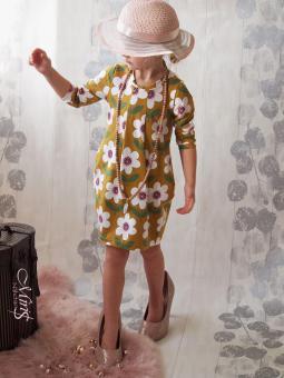 Fadenkäfer Kleid Amelie Kinder